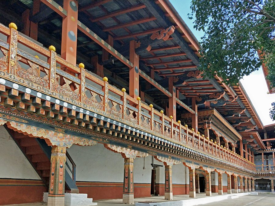 Bhutan's traditional arts and crafts